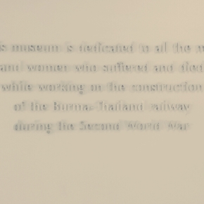 Kanchanaburi 2013: A MemorableExperience