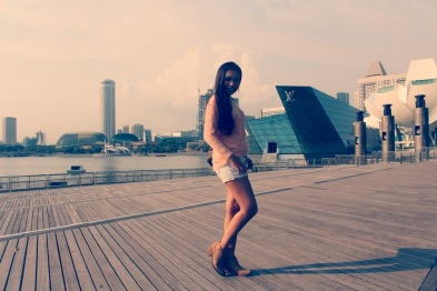 Cherie, Marina Bay Sands.