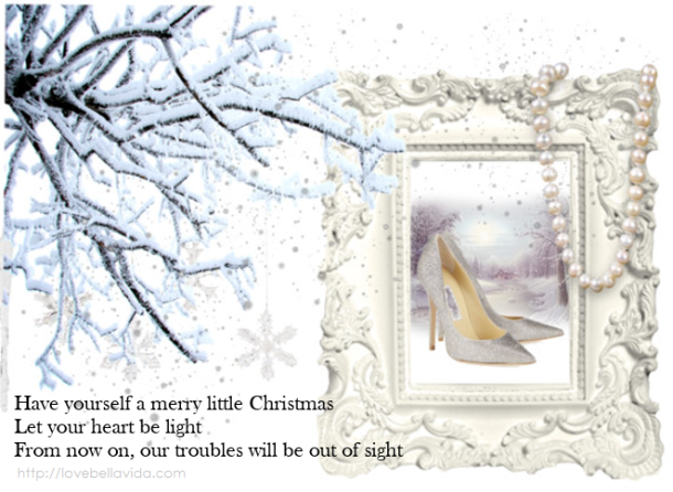 Merry Little Christmas Jimmy Choo 3