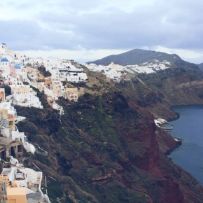 Santorini 2015: Our First Couplemoon (Part IV)
