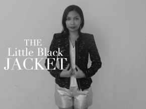 The Little BlackJacket