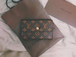 Louis Vuitton AlexandraWallet