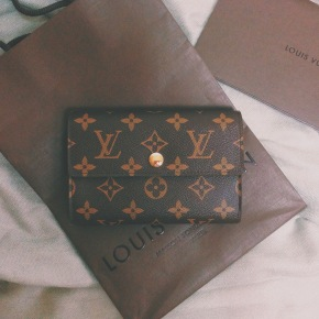 Louis Vuitton Alexandra Wallet
