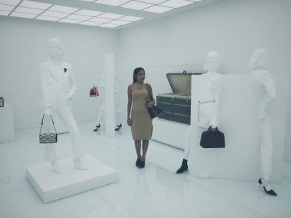 Louis Vuitton Series 3 Exhibition.