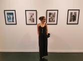 Yves Saint Laurent, Birth of a Legend Exhibition.