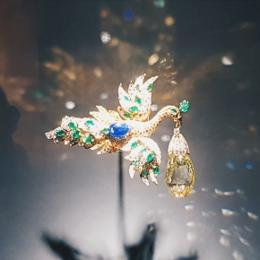 Van Cleef & Arpels: The Art & Science of Gems Exhibition