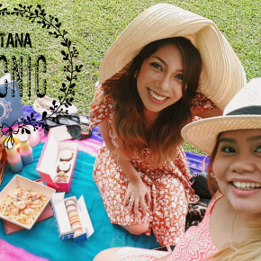 Picnic at the Istana