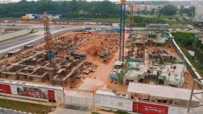 Eastlink Building Progress (PartII)