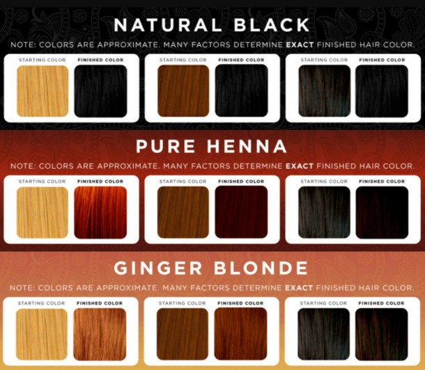 Benefits Of Henna For Hair Love Bella Vida