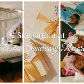 Staycation at Amara Sanctuary Resort