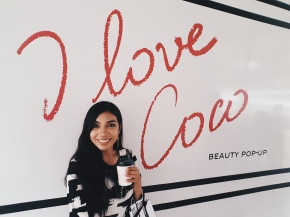 Chanel Coco Cafe