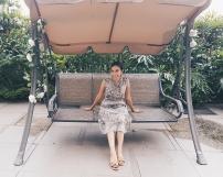 Enchanted Garden Restaurant, Hotel V.