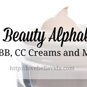 AA, BB, CC and the Beauty Alphabets