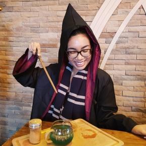 Platform 1094 Harry PotterCafe