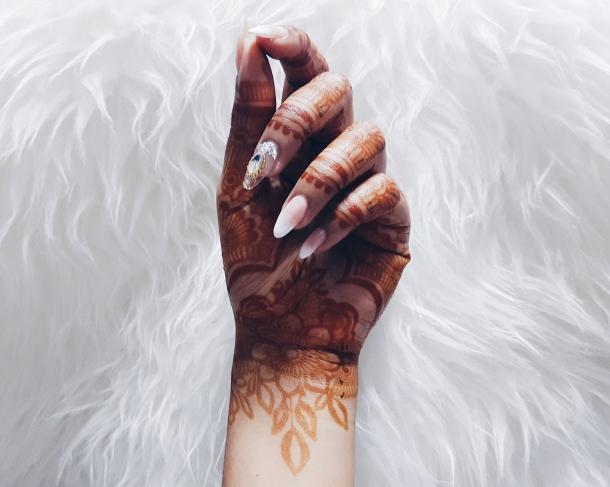 Bridal Henna And Nails Love Bella Vida