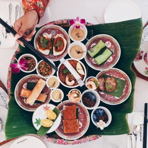 The Peranakan High Tea