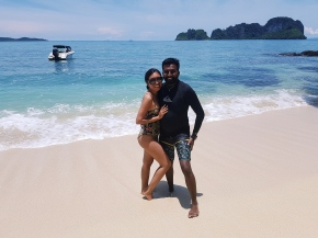 Krabi 2017: Our Honeymoon in Rayavadee (Part II)