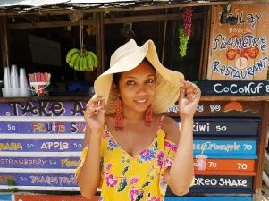 Railay Market, Krabi, Thailand.