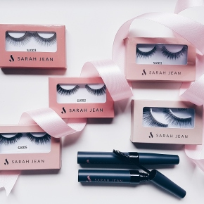 Sarah Jean Lashes: 8 Products for Beautiful Lashes