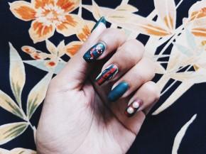 Gucci Garden Manicure