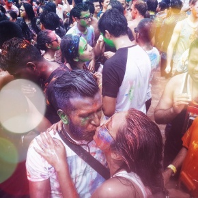 Holi Rang Barsay at Wavehouse Sentosa