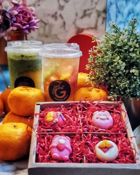 Gravitea Bar Celebrates Chinese New Year
