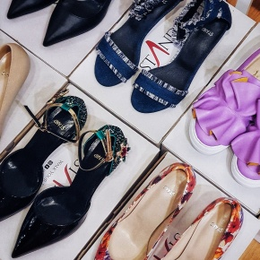 Make Your STAND: Customised Footwear to Represent You