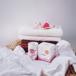 LUÜNA Naturals: Making Periods Better with Organic Period Care and Menstrual Cups